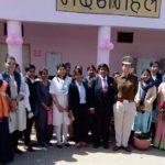 पिँक स्टेशन बना जबलपुर का मदनमहल